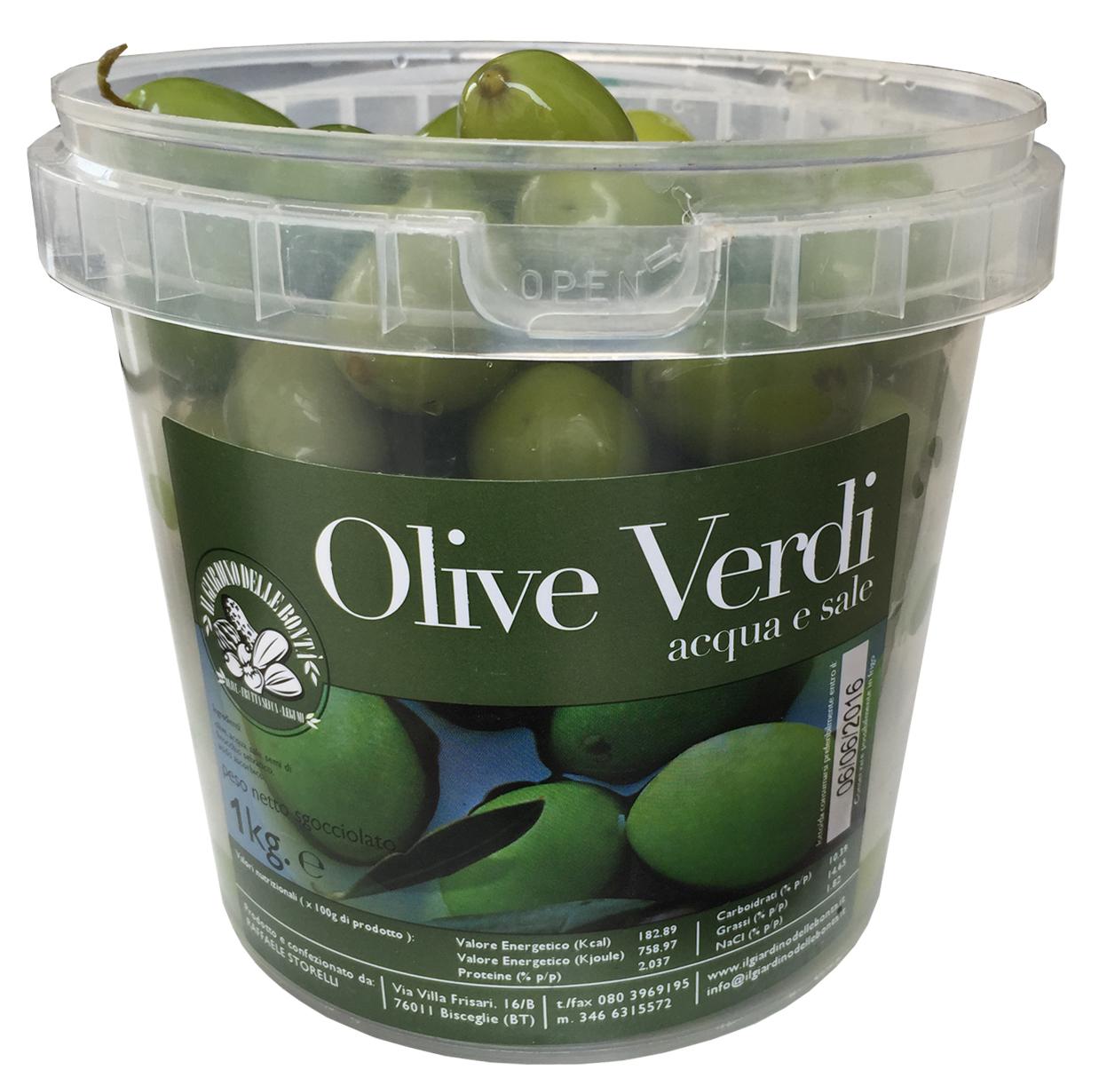 Olives OLIBER Image