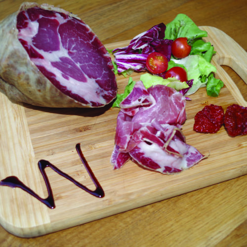 Fromages & charcuterie